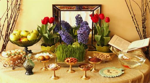 فرا رسیدن سال ۱۳۹۸ و عید نوروز مبارک…