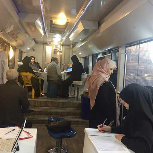 کمپین تغذیه با همکاری موسسه توسعه دانش، پژوهش و فناوری فرزان اجرا شد