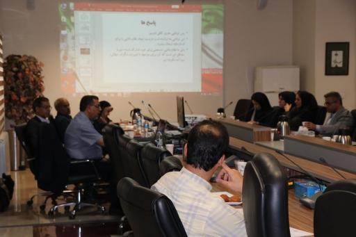 برگزاری کارگاه آموزشی پیشگیری از روانشناسی اجتماعی در سازمان راهداری و حمل و نقل جاده ای استان تهران