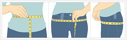 نحوه اندازه گیری